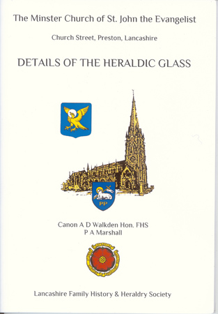 Heraldic Glass, Preston Minster