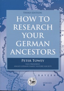 How to Research your German Ancestry (3rd edition)