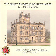 The Shuttlesworths Of Gawthorpe By Michael P Conroy (CD011)