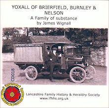 Yoxall of Brierfield, Burnley & Nelson (CD018)