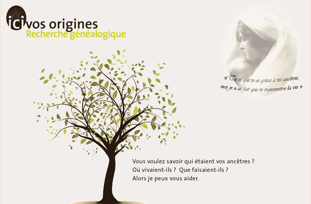 Ici Vos Origines (Research in France)
