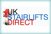 'Visit UK Stairlifts Direct for Straight and Curved Stairlifts